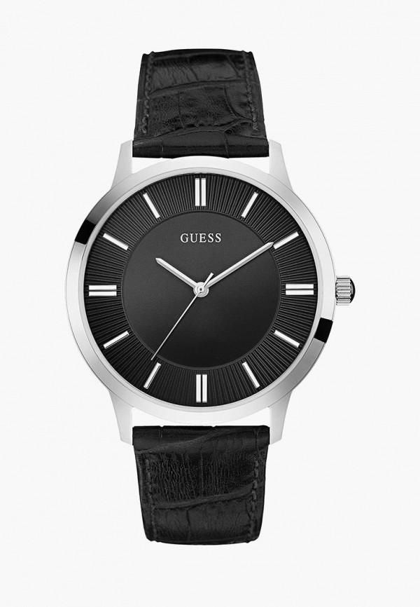 Купить Часы Guess, GU460DMHDE44, черный, Осень-зима 2018/2019