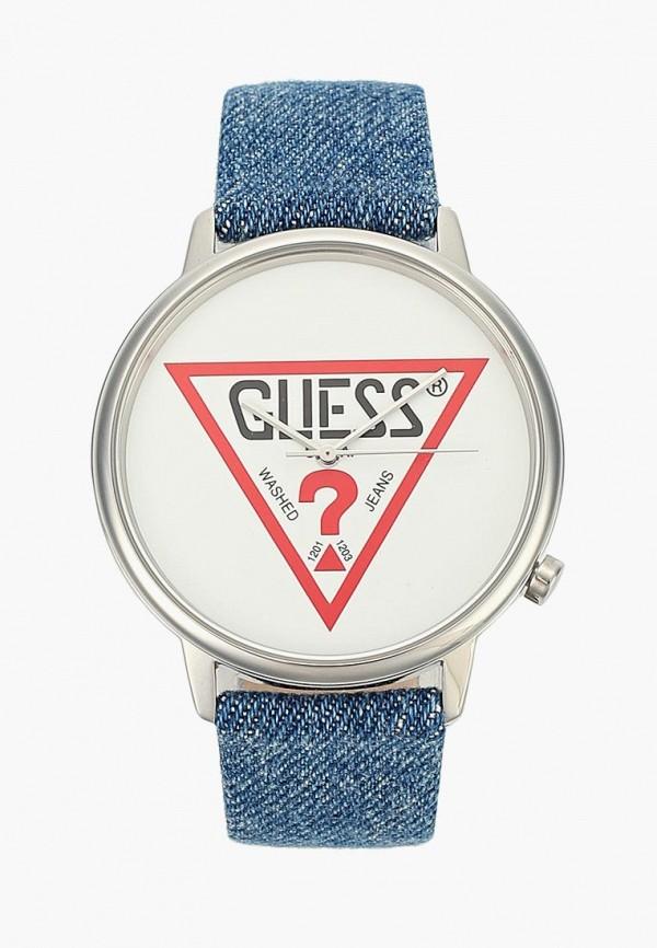 Купить Часы Guess, Guess Originals V1001M1, gu460ducnsd0, серебряный, Осень-зима 2018/2019
