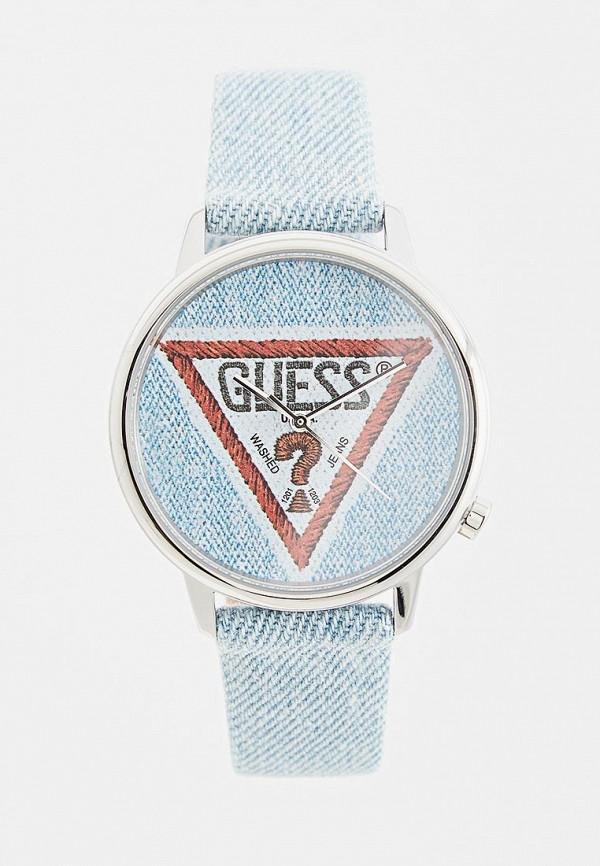 Купить Часы Guess, Guess Originals V1014M1, gu460dudgyz2, голубой, Осень-зима 2018/2019