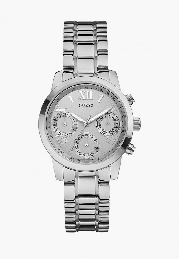 Часы Guess Guess GU460DWHDE37 сыворотка для лица the face shop the face shop th019lwakfn6