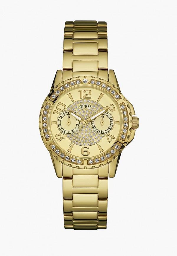 Часы Guess, GU460DWHLF75, золотой, Весна-лето 2018  - купить со скидкой