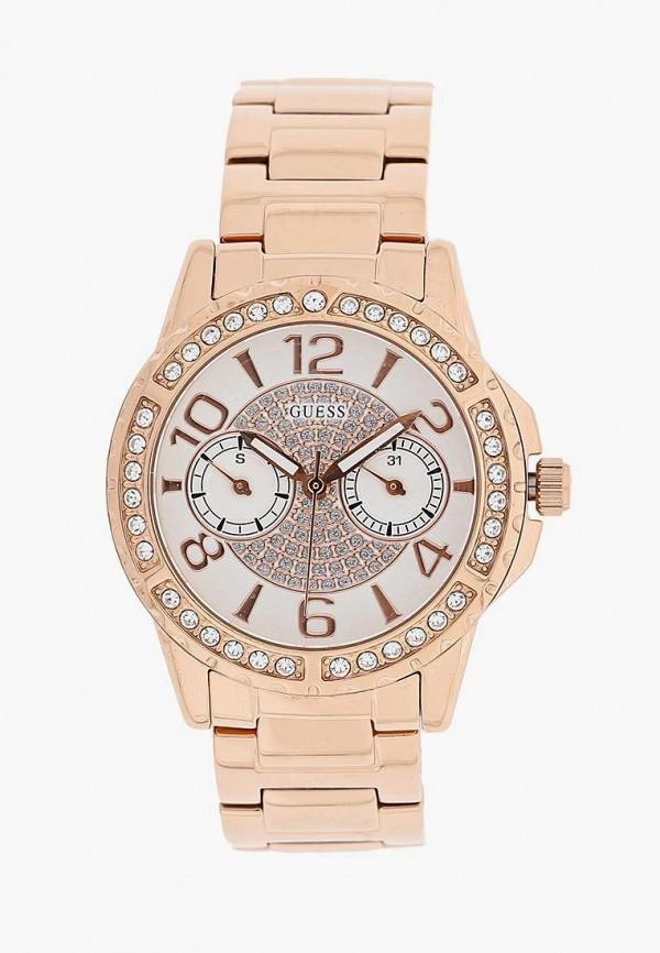 Часы Guess Guess GU460DWHLF77 женские часы guess w10193l3 ucenka