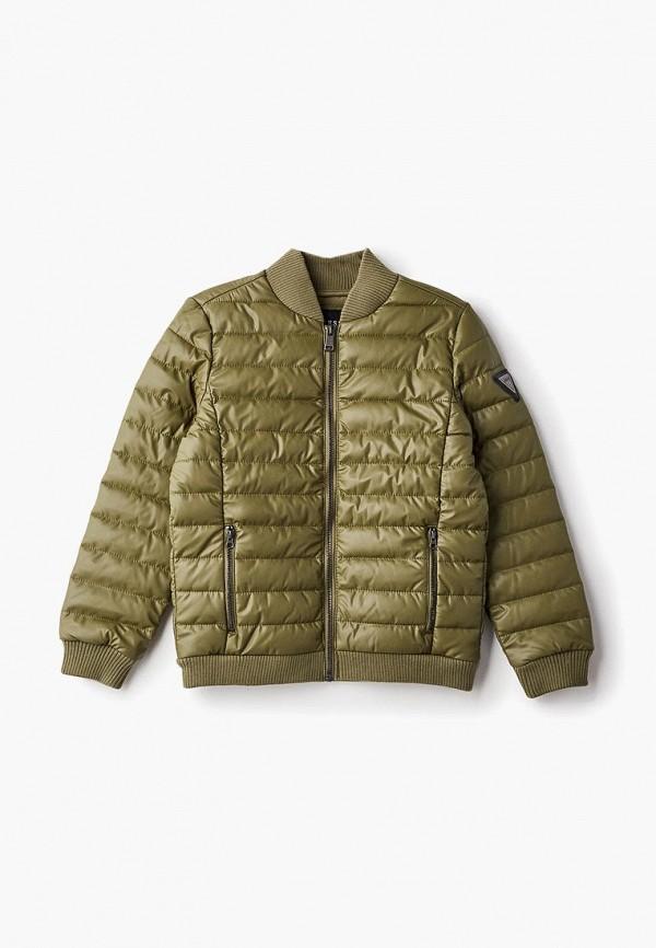 Куртка утепленная Guess Guess GU460EBBUAT9 рюкзак guess gsb1411j001