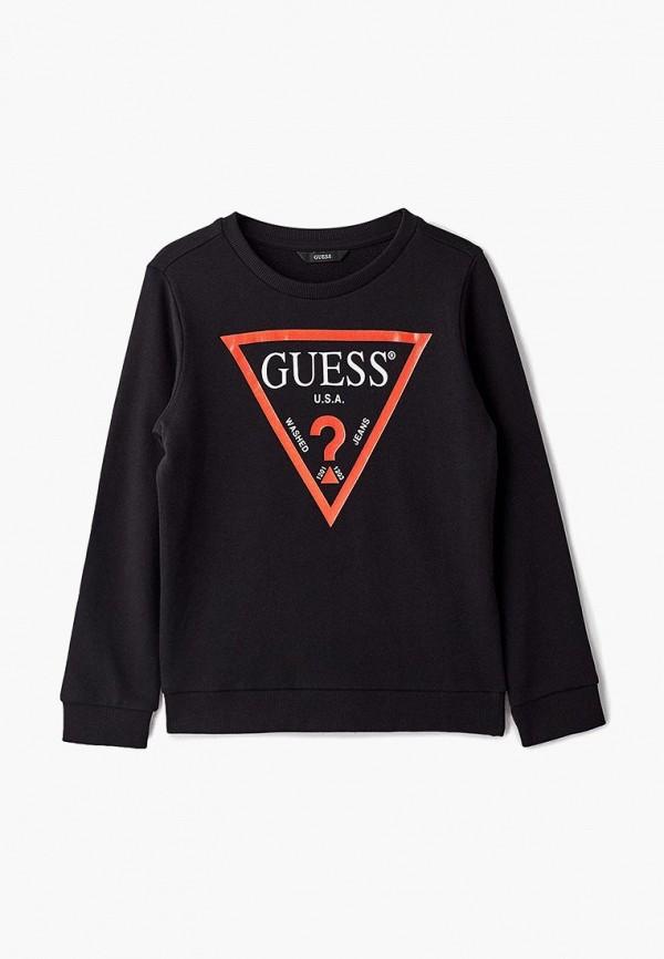 купить Свитшот Guess Guess GU460EBBUAU1 по цене 2600 рублей