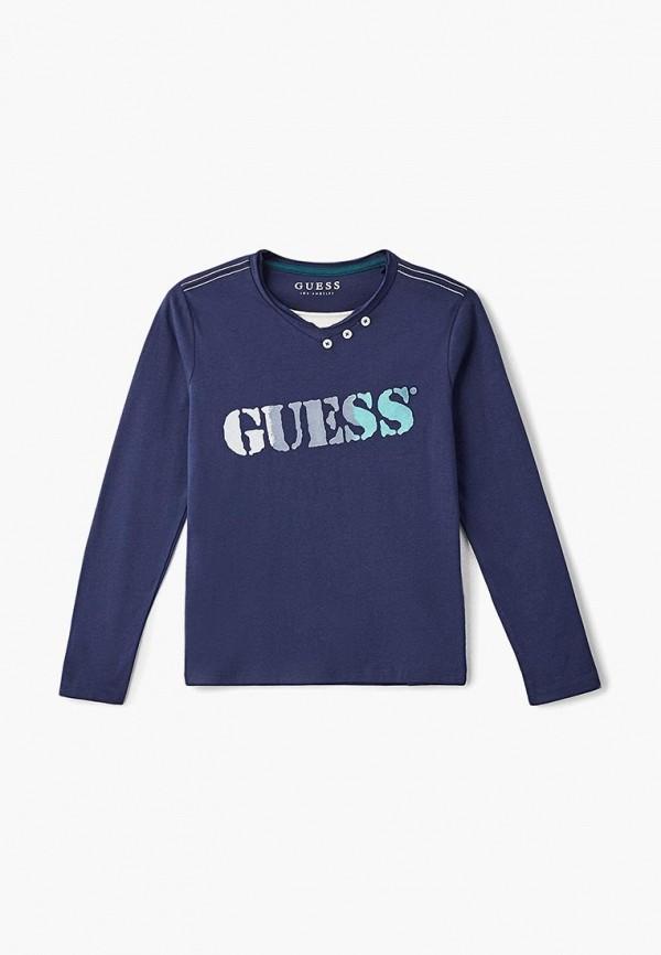 Лонгслив Guess Guess GU460EBCFRT5 guess джинсы