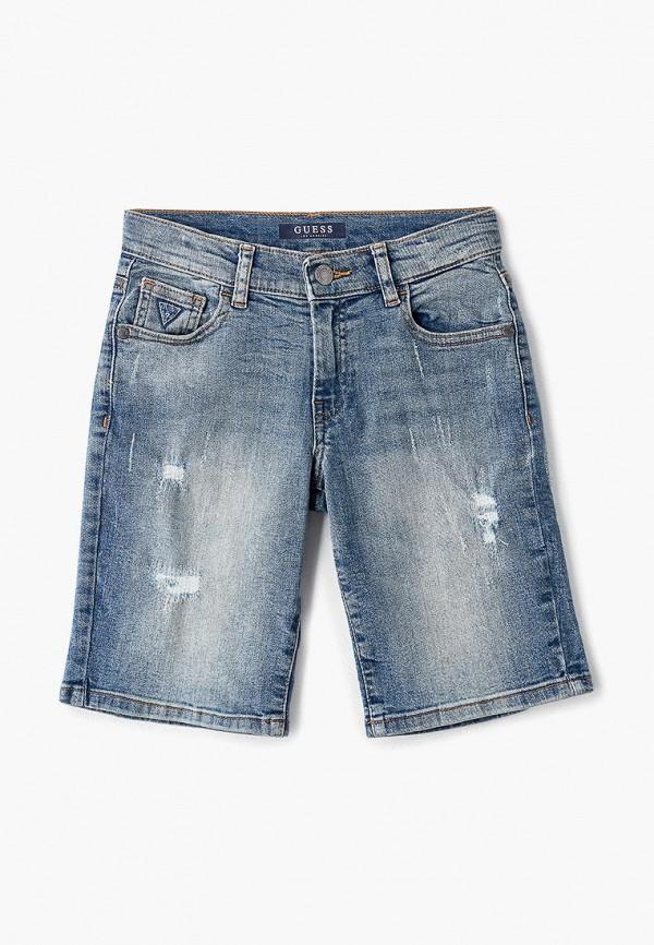 Шорты джинсовые Guess Guess GU460EBEAMZ5 шорты guess шорты
