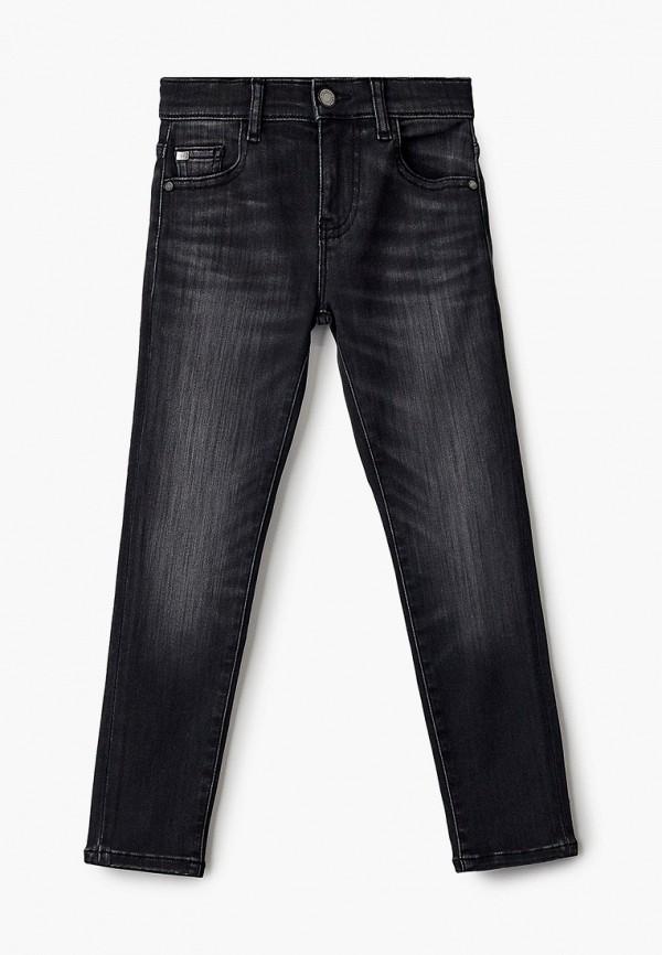 джинсы guess для мальчика, серые