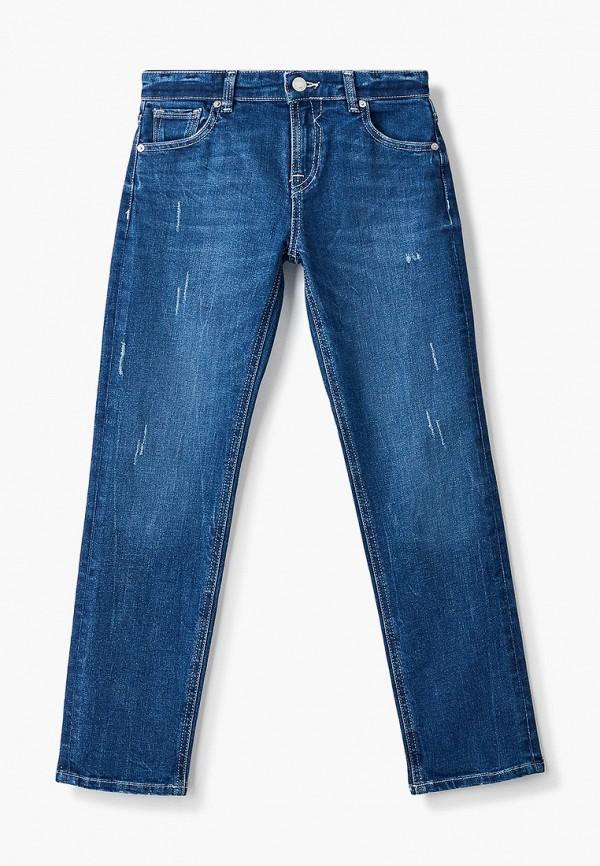 джинсы guess для мальчика, синие