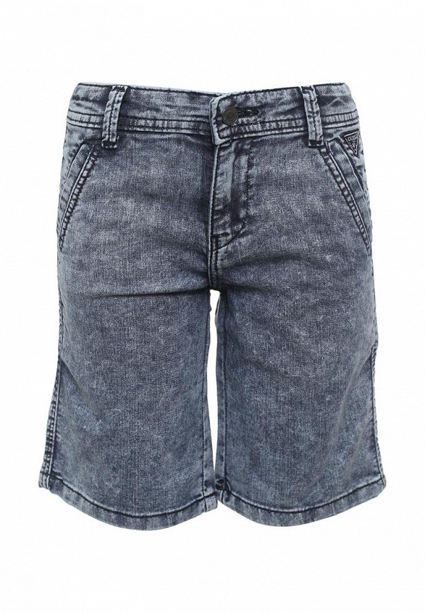 Шорты джинсовые Guess Guess GU460EBZNE30 шорты guess guess gu460ebznf08