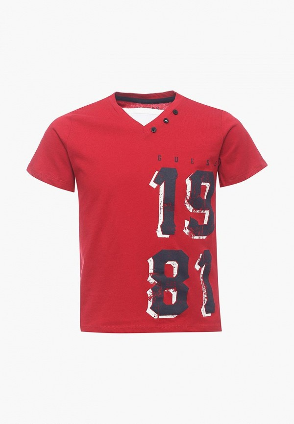 Футболка Guess Guess GU460EBZNE53 футболка guess w73i14 j1300 a716