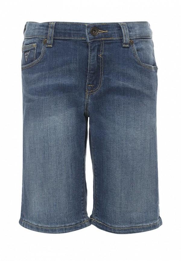 Шорты джинсовые Guess Guess GU460EBZNJ31 шорты guess guess gu460ebzne31