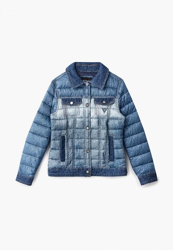 Куртка утепленная Guess Guess GU460EGBUAO1 guess w65014l2
