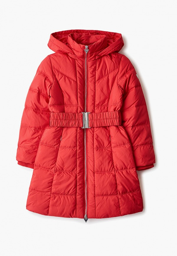 куртка guess для девочки, красная
