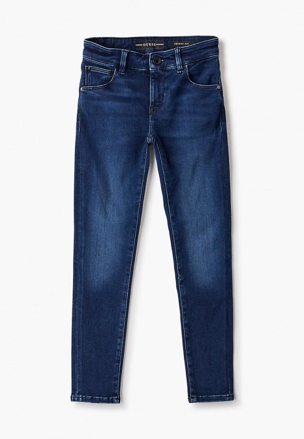 джинсы guess для девочки, синие
