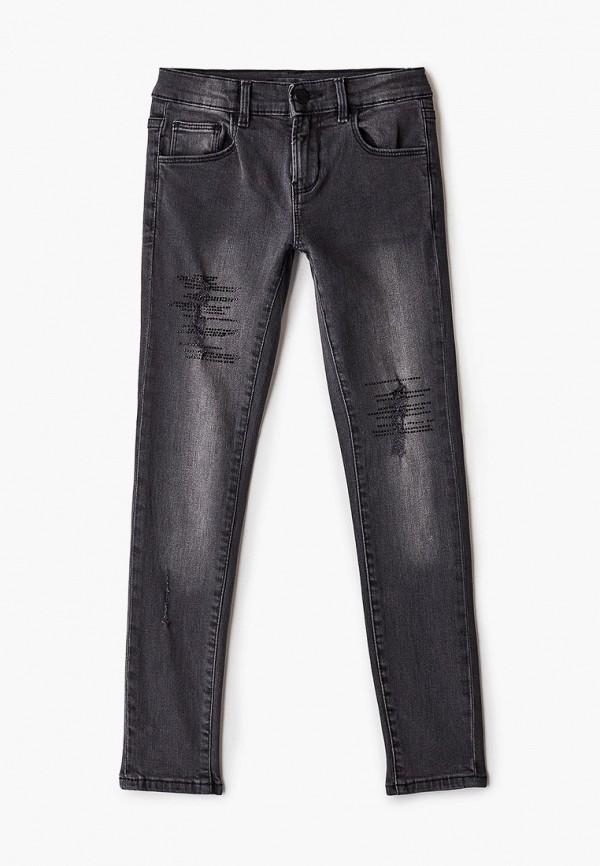 джинсы guess для девочки, серые