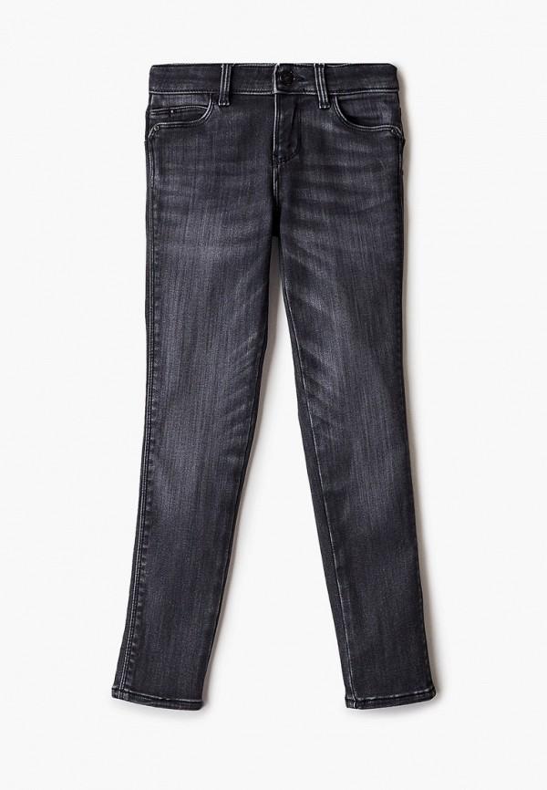 джинсы guess для девочки, черные