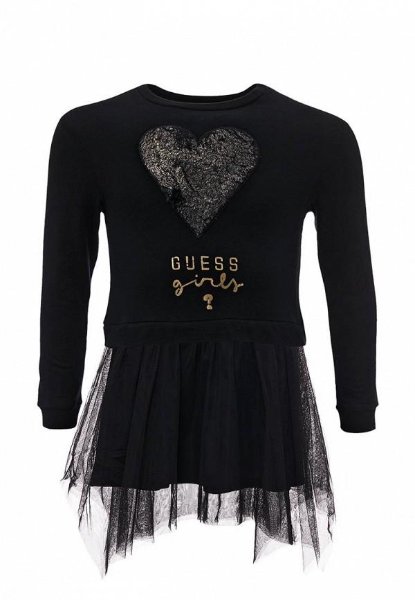 Платье Guess Guess GU460EGXTJ34 платье guess guess gu460egzne04