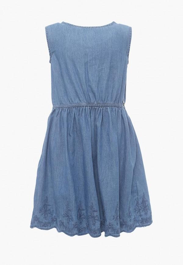 Платье джинсовое Guess Guess GU460EGZNE65 сумка guess guess gu460bwanyv5