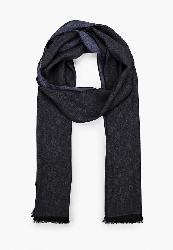 мужской шарф guess, синий