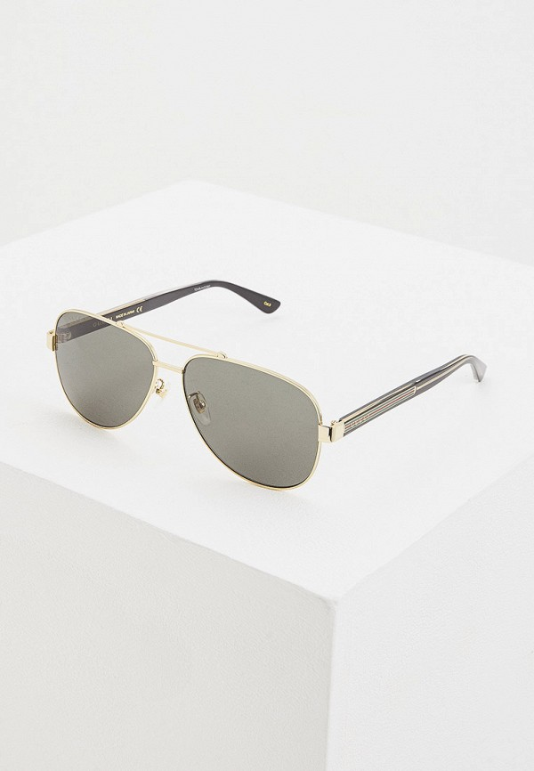 Очки солнцезащитные Gucci Gucci GU641DMGANQ9 очки солнцезащитные gucci gucci gu641dwhav12