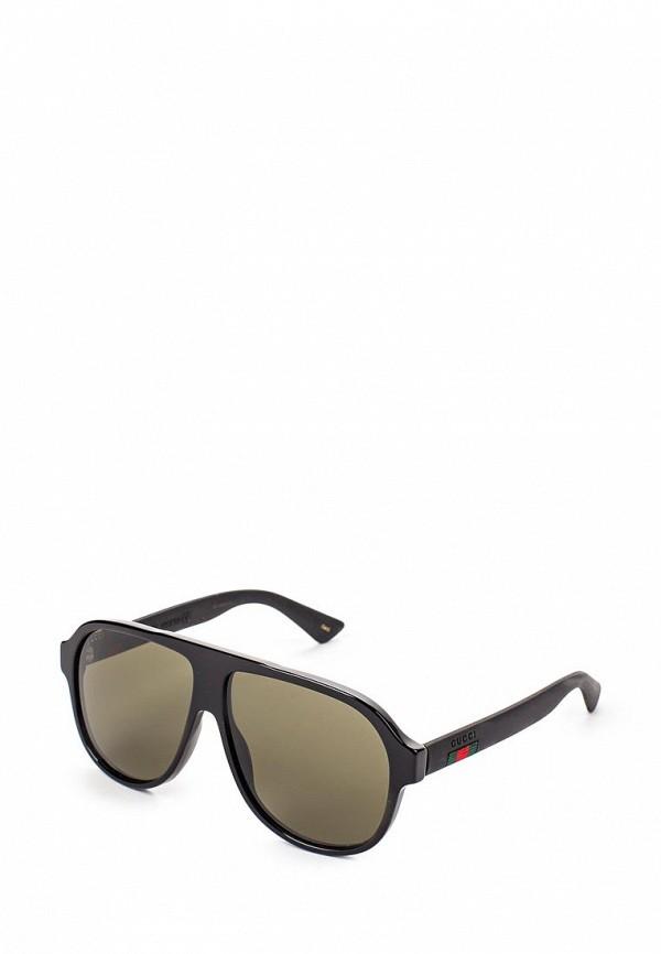 Очки солнцезащитные Gucci Gucci GU641DMQYN76 солнцезащитные очки gucci солнцезащитные очки