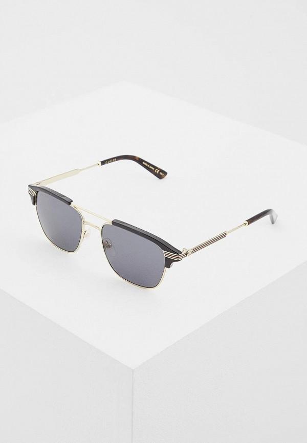 Очки солнцезащитные Gucci Gucci GU641DUCZMS1 очки солнцезащитные gucci gucci gu641dwhqpk1