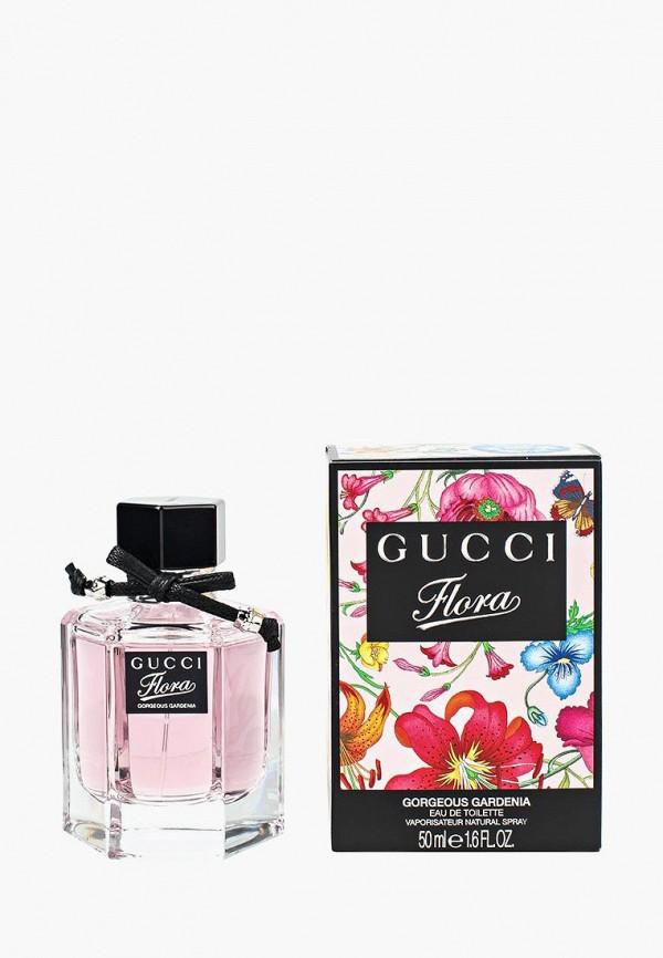 Туалетная вода Gucci Gucci GU641DWBZ528 gucci gucci flora gardenia ж товар туалетная вода спрей 50 мл