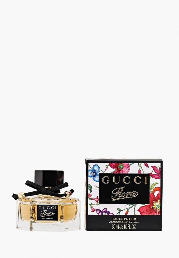 Купить Парфюмерная вода Gucci, Flora 30 мл, GU641DWBZ533, белый, Весна-лето 2018