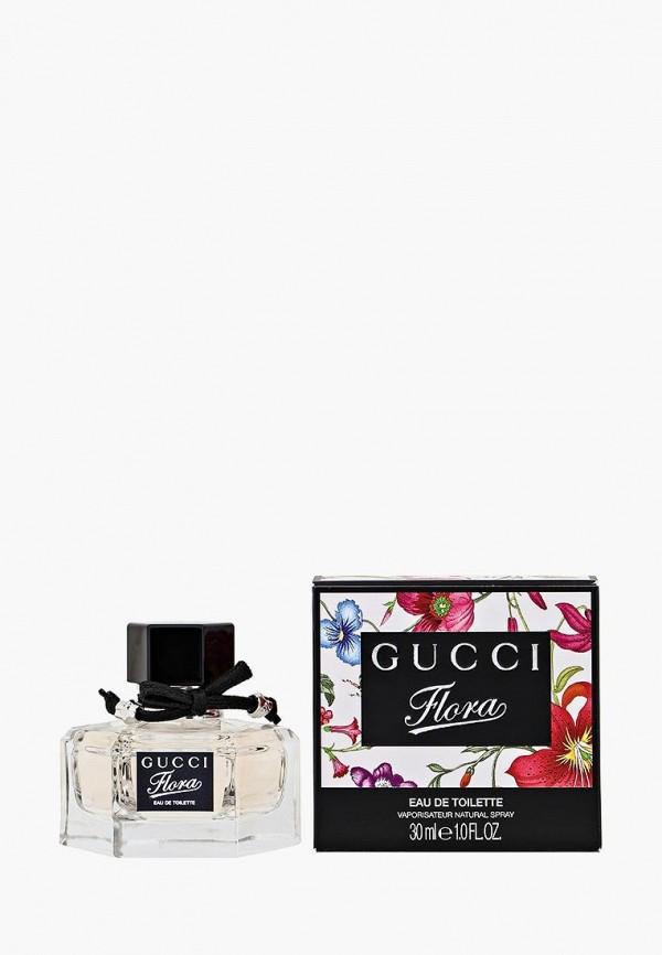 Купить Туалетная вода Gucci, Flora 30 мл, GU641DWBZ535, белый, Весна-лето 2018