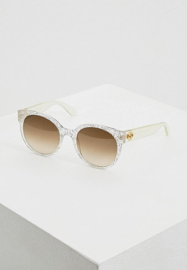 Очки солнцезащитные Gucci Gucci GU641DWFAXW9 очки солнцезащитные gucci gucci gu641dwzas55