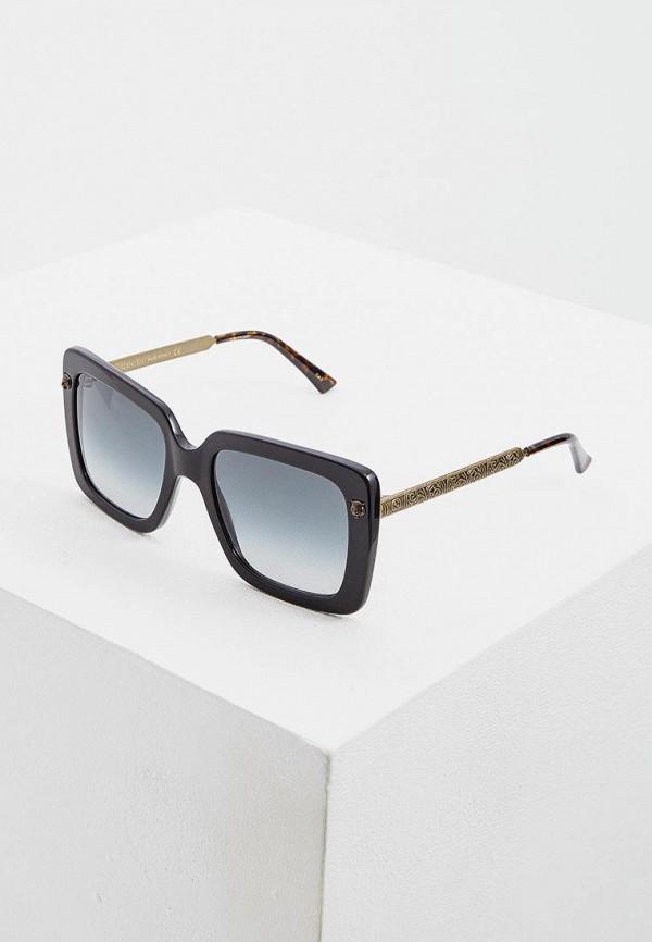 Очки солнцезащитные Gucci Gucci GU641DWFESI4 очки солнцезащитные gucci gucci gu641dwzas55
