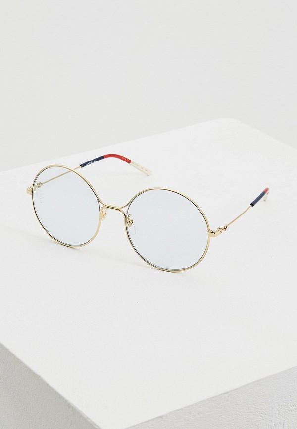 Очки солнцезащитные Gucci Gucci GU641DWFESL8 очки солнцезащитные gucci gucci gu641dwhav12