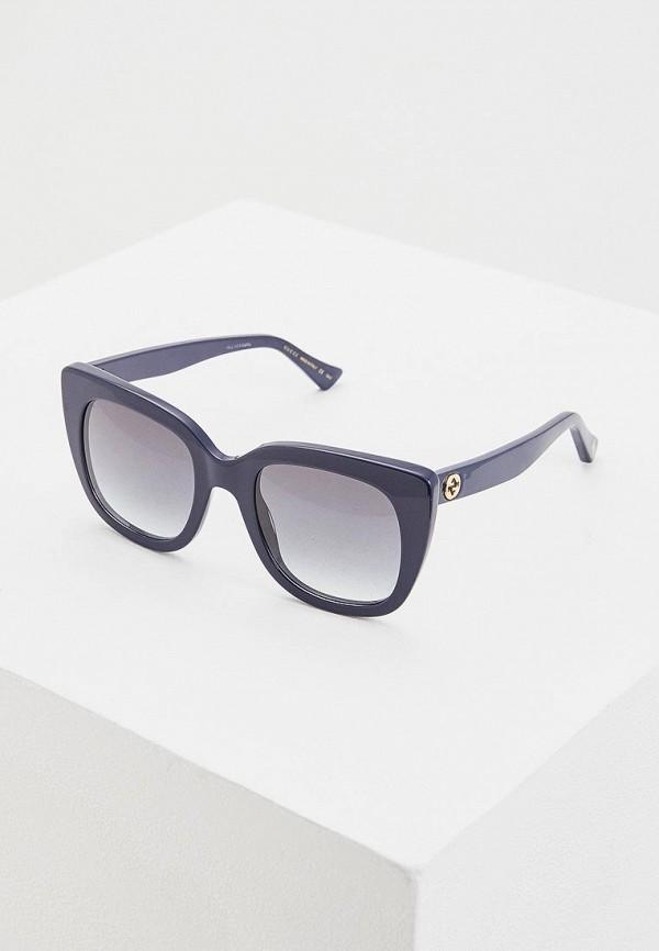 Очки солнцезащитные Gucci Gucci GU641DWFNYT5 очки солнцезащитные gucci gucci gu641dwhav12