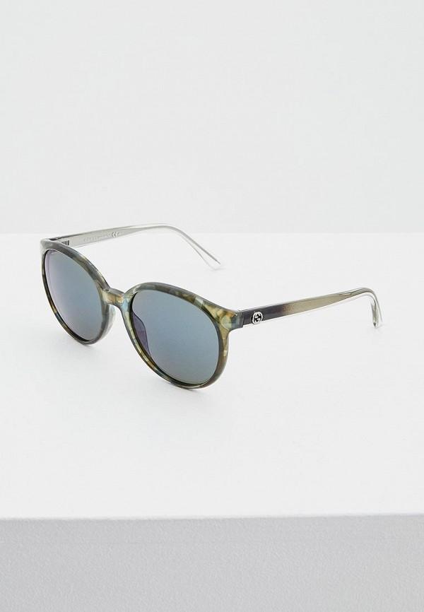 Очки солнцезащитные Gucci Gucci GU641DWHAU95 солнцезащитные очки gucci солнцезащитные очки