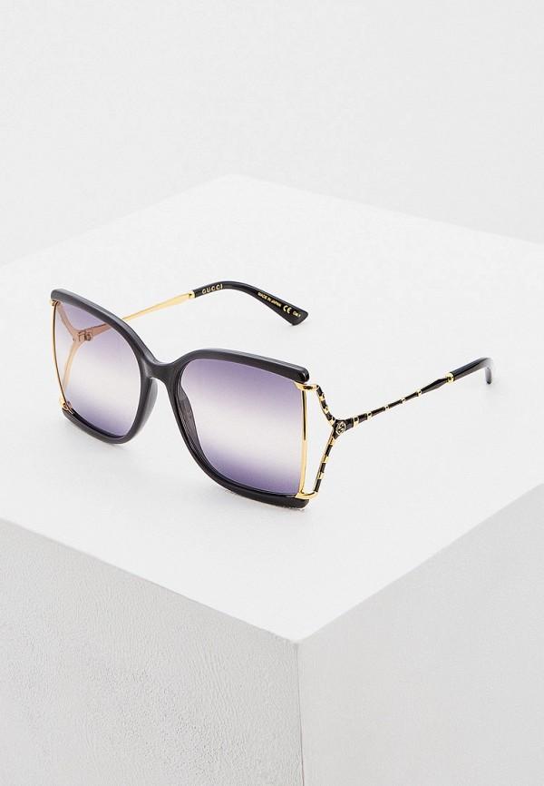 Очки солнцезащитные Gucci Gucci GU641DWHQPK0 очки солнцезащитные gucci gucci gu641dwhqpk1