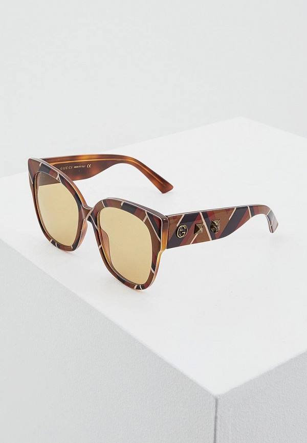 Очки солнцезащитные Gucci Gucci GU641DWQYN57 духи gucci 5ml q