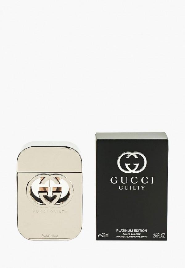 Фото - Туалетная вода Gucci Gucci GU641LWNUK83 туалетная вода gucci gucci gu641lmgo828