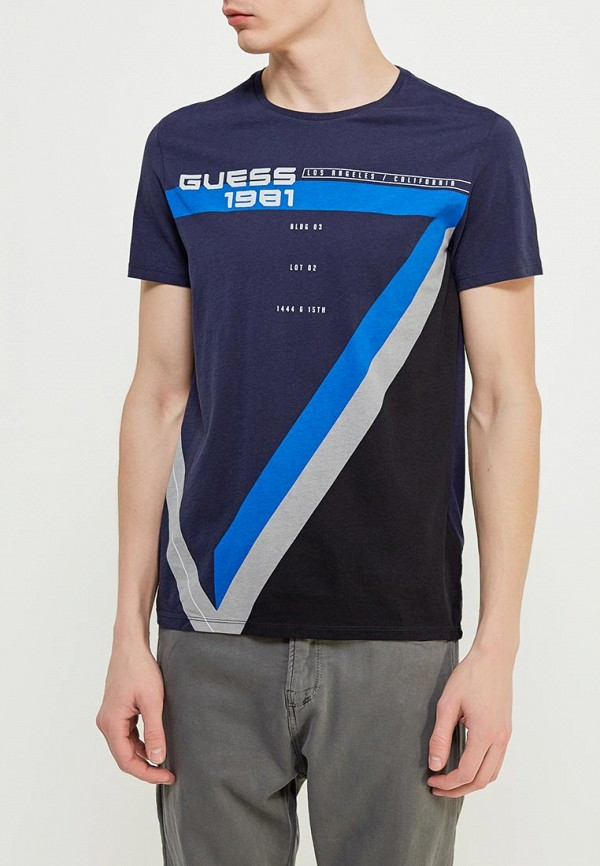 Футболка Guess Jeans Guess Jeans GU644EMANXP0 рюкзак guess gsb1411j001