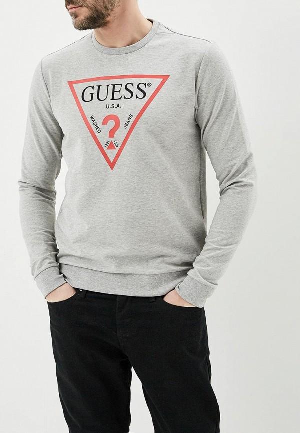 Свитшот Guess Jeans Guess Jeans GU644EMANXU6 свитшот guess jeans guess jeans gu644ewztz81