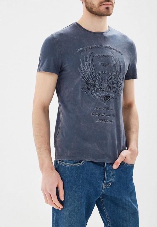 Футболка Guess Jeans Guess Jeans GU644EMBIZG3 футболка guess jeans guess jeans gu644ewdkoj7