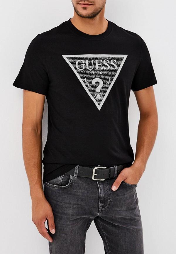 Футболка Guess Jeans Guess Jeans GU644EMBUAZ1 рюкзак guess guess gu460bwanyw1