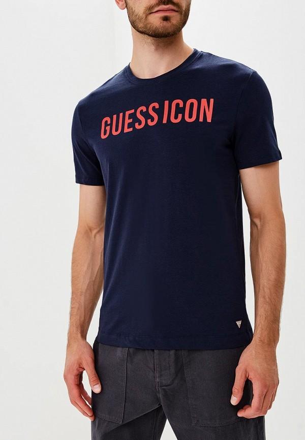 Футболка Guess Jeans Guess Jeans GU644EMBUBA0 guess футболка