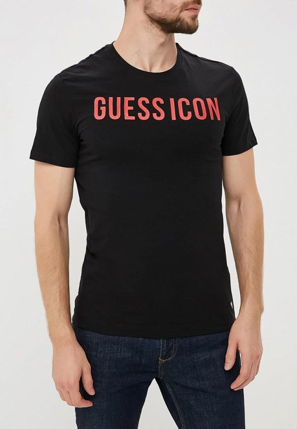 Футболка Guess Jeans Guess Jeans GU644EMBUBA1 guess футболка