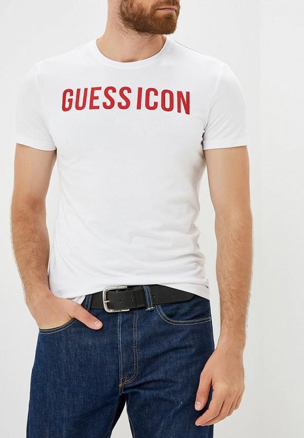 Футболка Guess Jeans Guess Jeans GU644EMBUBA2 сумка guess guess gu460bwanyv5