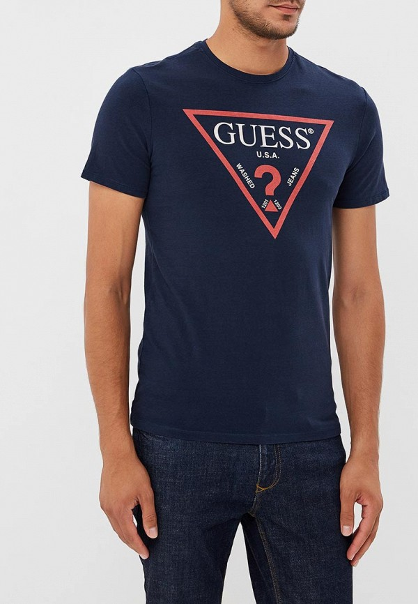 Футболка Guess Jeans Guess Jeans GU644EMBUBA9