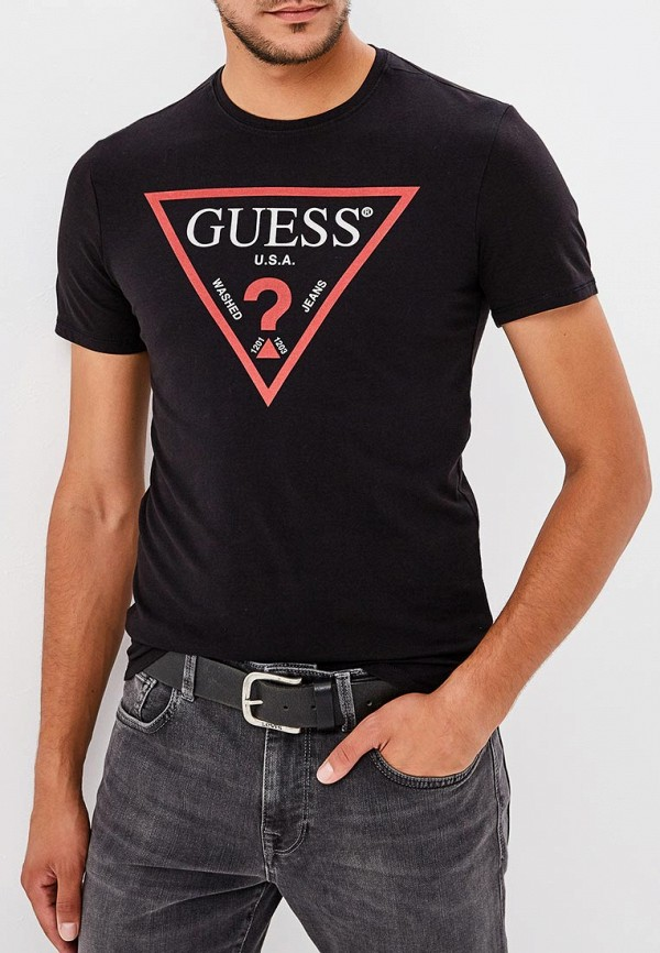Футболка Guess Jeans Guess Jeans GU644EMBUBB0 все цены