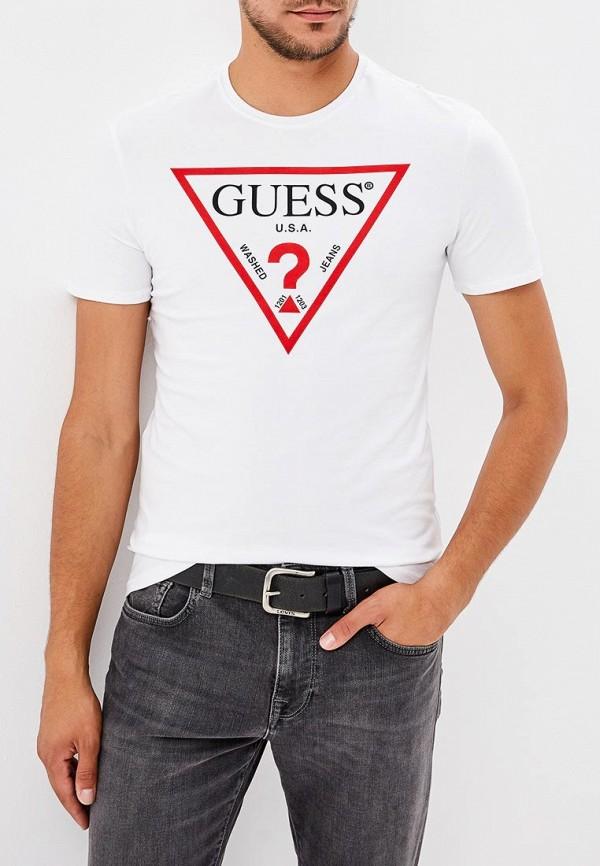 Футболка Guess Jeans Guess Jeans GU644EMBUBB1 guess футболка