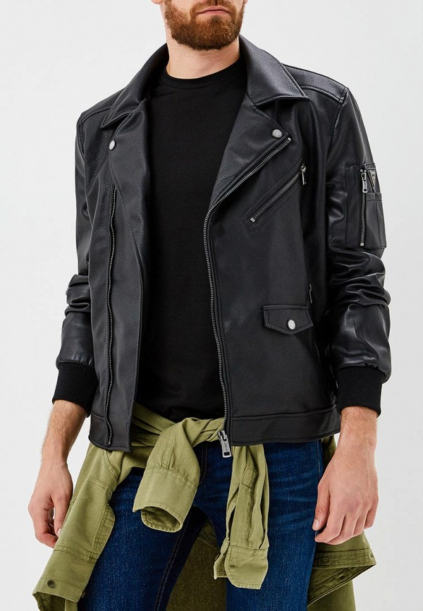 цена на Куртка кожаная Guess Jeans Guess Jeans GU644EMBUBC4
