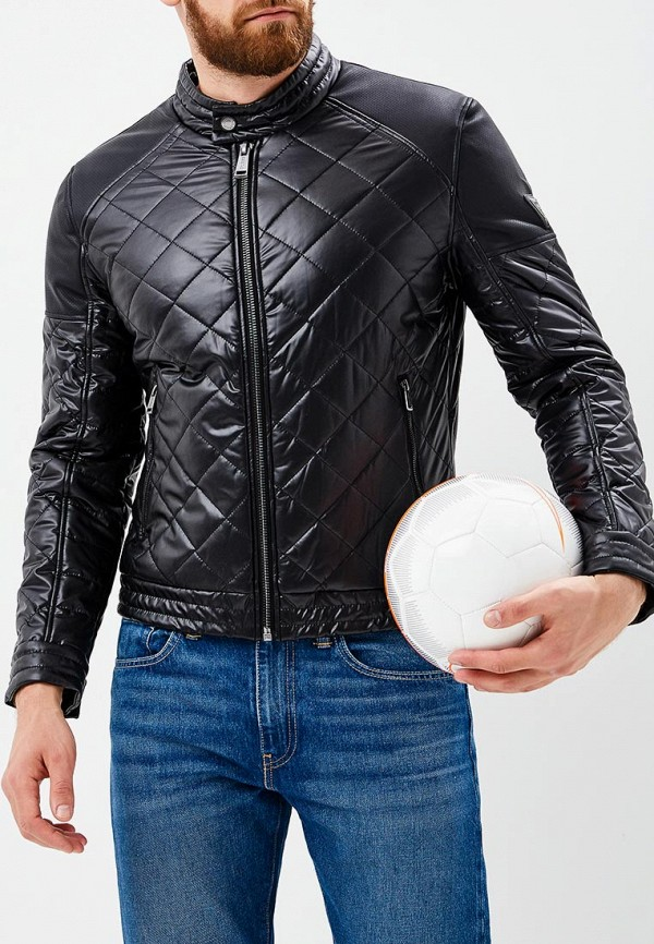 Куртка утепленная Guess Jeans M83L10 WABC0
