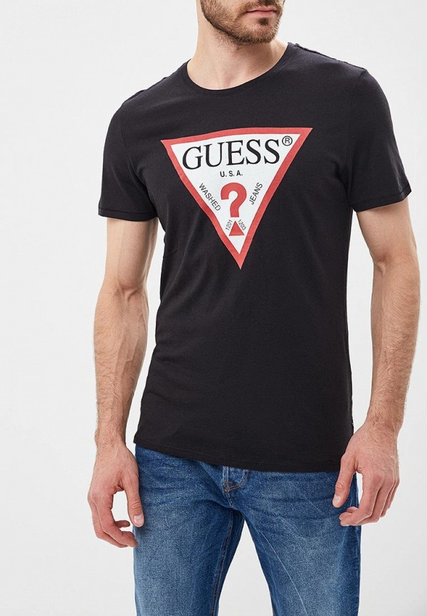 Футболка Guess Jeans Guess Jeans GU644EMCFVP4 рюкзак guess gsb1411j001